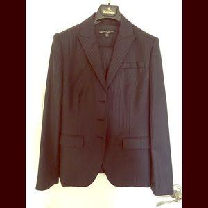 Ladies Brooks Brothers suit EUC 6P jacket/10p pant